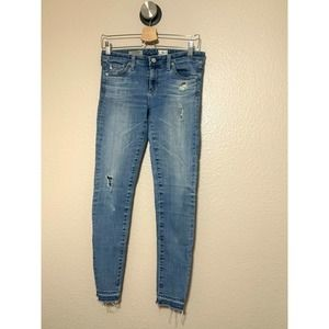 AG Adriano Goldschmied Legging Ankle Jeans Skinny